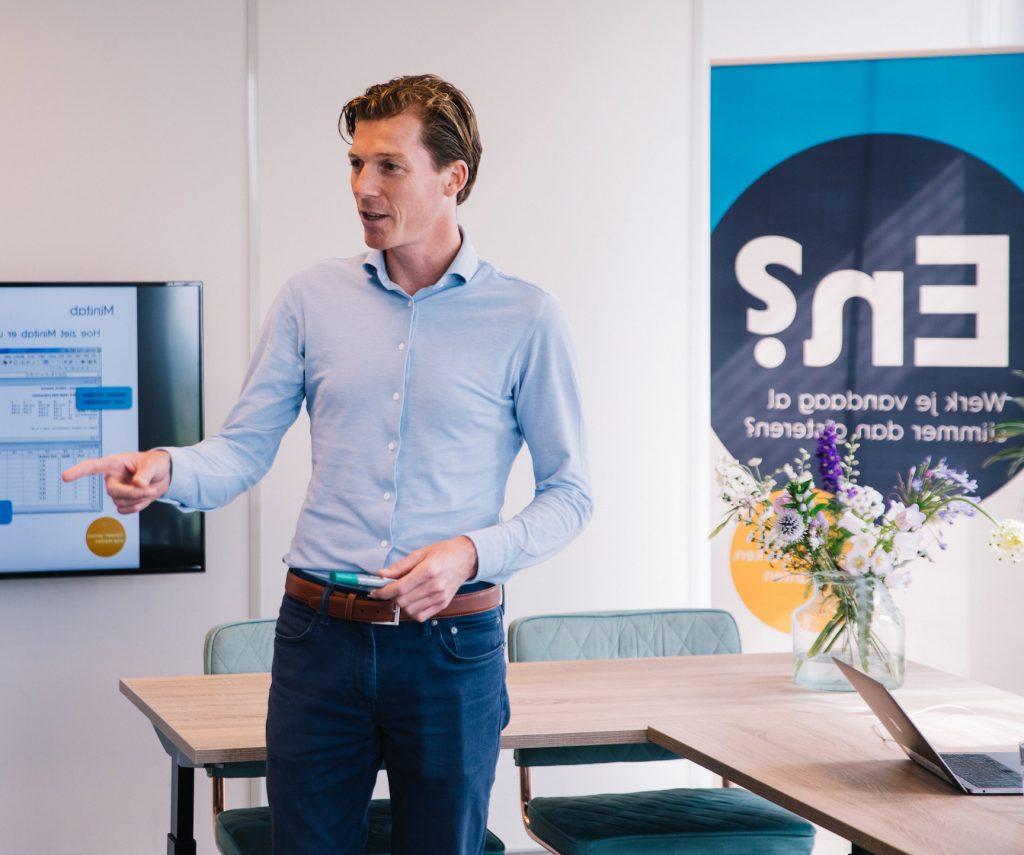 over nederland leert door samenwerkingsverband